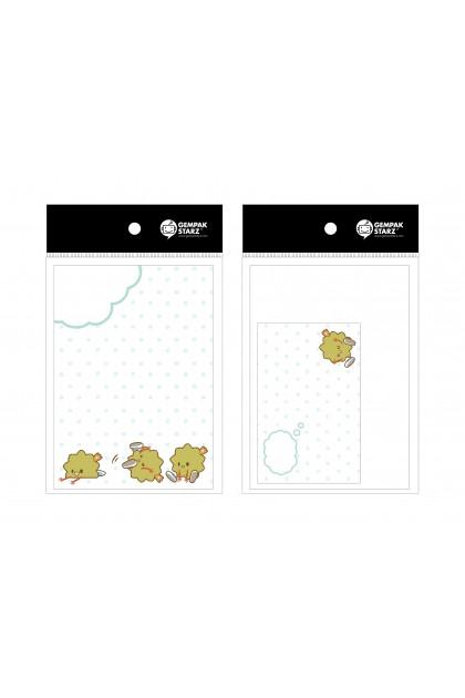 Dorian Oji Mini Letterhead Set