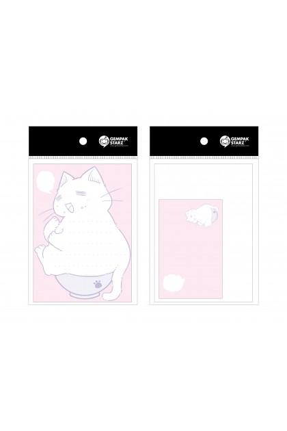 Lawak Pasal Meow: Meow Mini Letterhead Set