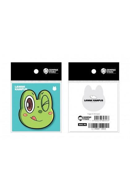 Froggy DC Memopad