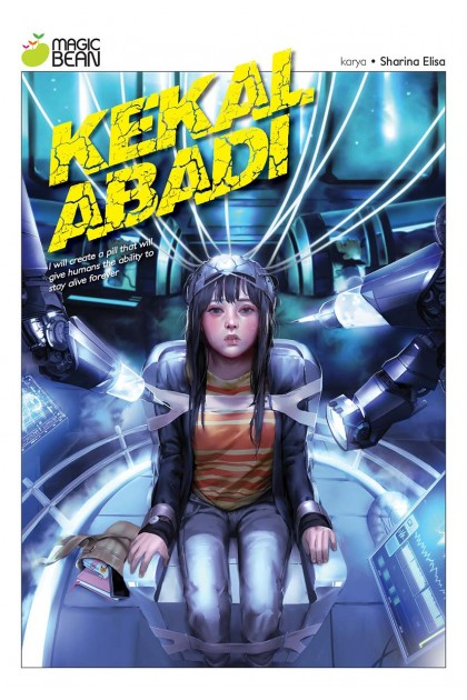Magic Bean 21: Kekal Abadi