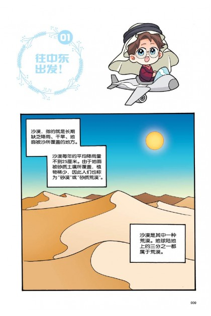 王子系列 26: 沙漠篇:探索神秘国度的辉迹