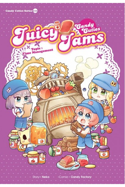 Candy Cuties 10: Juicy Jams: Topic: Time Management