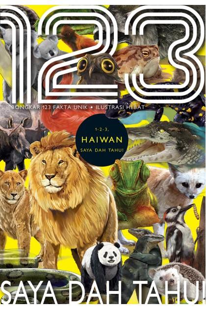 1-2-3, Saya Dah Tahu!: Haiwan