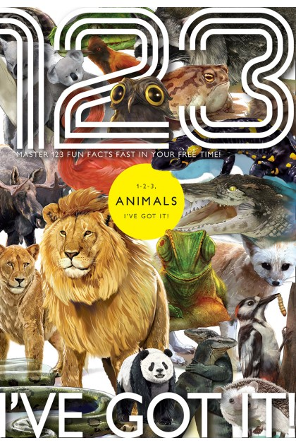 1-2-3, I've Got It!: Animals