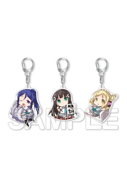 Love Live! Sunshine!! Chibi-Chara Trading Acrylic Keychain (Blind Pack)