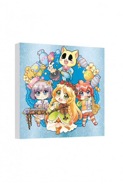 Candy Series Cuties Memopad (10 designs)