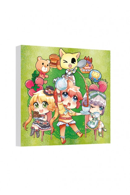 Candy Series Cuties Crown Memopad