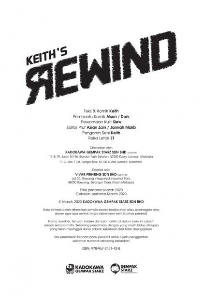 Keith's Rewind