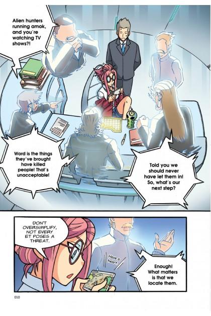 X-VENTURE Terran Defenders 06: The Exigent Threat