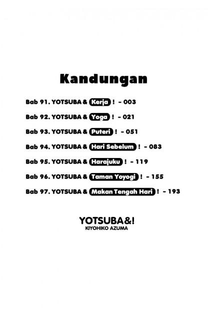 Yotsuba&! 14 (Malay)