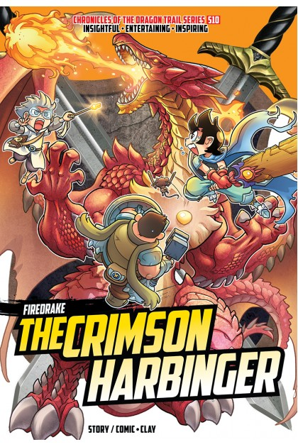 X-VENTURE Chronicles of the Dragon Trail 10: The Crimson Harbinger • Firedrake