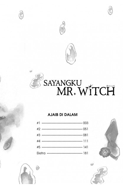 Sayangku Mr. Witch