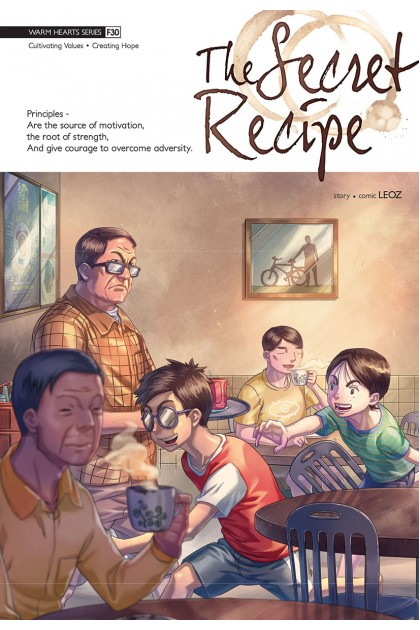 Warm Hearts Series 30: The Secret Recipe