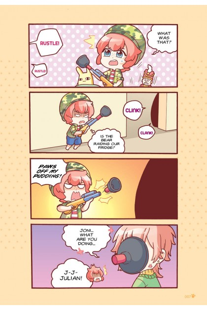 Candy Cuties Series 11: Pretty Pudding: Topic: Responsibility