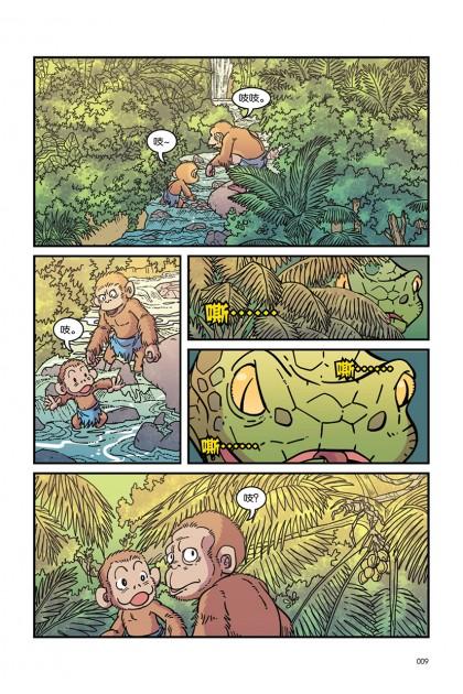 真的是这样吗?系列 03 - 雨林神龙