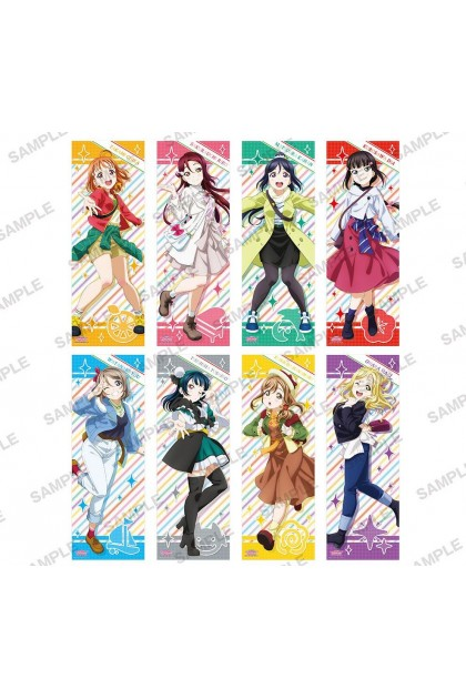 Love Live! Sunshine!! The School Idol Movie Over The Rainbow Pospos (Poster) Collection