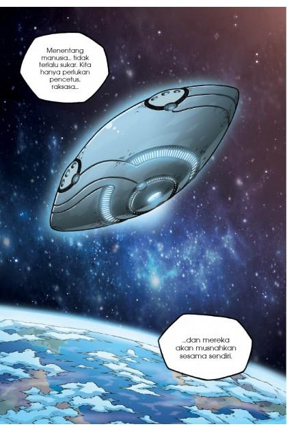 Siri X-VENTURE Pembela Makhluk 08: Jerat Khayalan