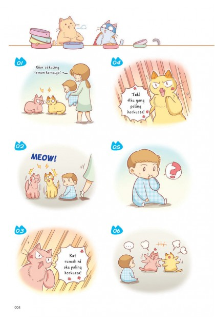 Lawak Pasal Meow 10