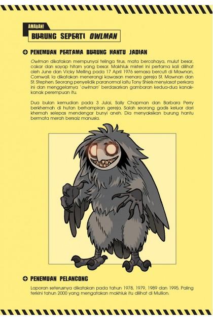 Siri X-VENTURE Aksi Unggul 10: Sabung Unggas Burung Hantu Jadian VS Ayam Jadian