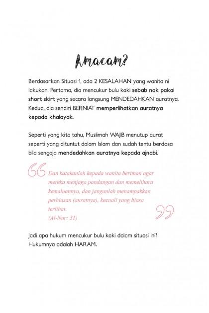 Siri 30 Wadah 06: Haram ke Stylo?