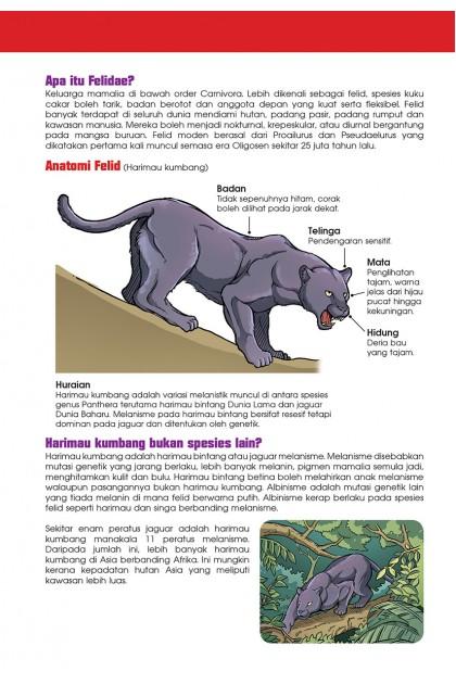 X-VENTURE Dunia Haiwan III 01: Taring dan Cakar: Harimau VS Mandril