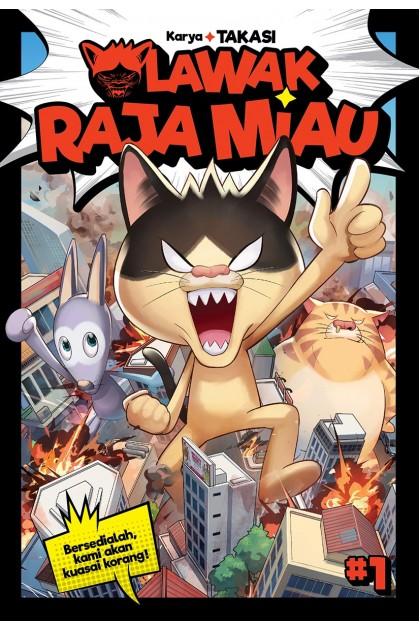 Lawak Raja Miau 01