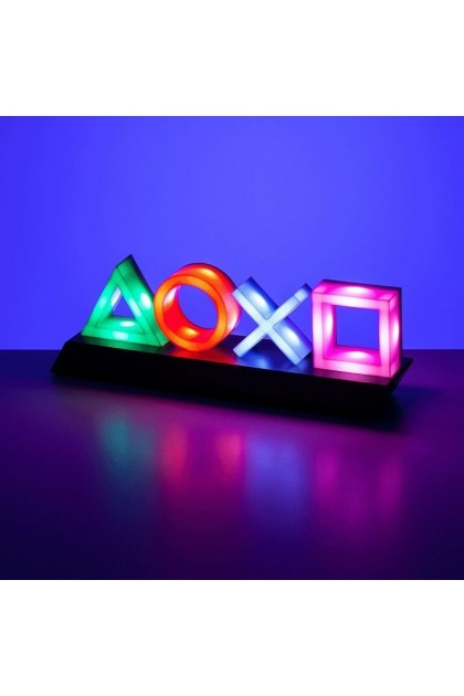 【PRE-ORDER】PLAYSTATION Original Logo Icon Light