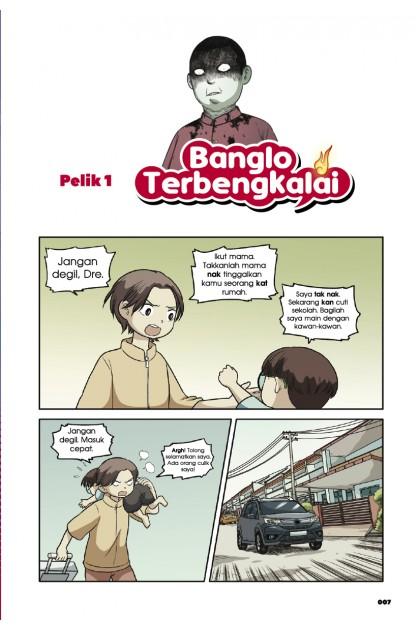 Siri Benda Pelik 04: Parti Momok!