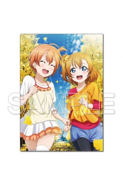 LoveLive! Clear File Holder μ's Honoka & Rin