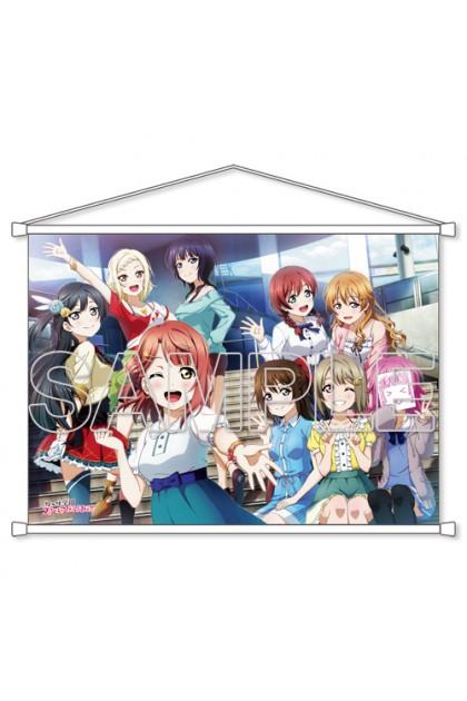 Nijigasaki High School Idol Club B2 size Tapestry