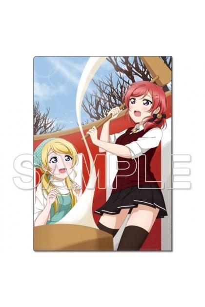 LoveLive! Clear File Holder μ's Eri & Maki