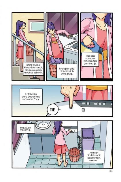 Siri Juara Dunia 06: Gabung Kuasa