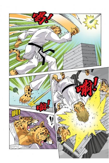 超越极限系列 空手道篇 02:以攻代守