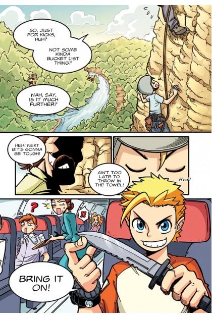X-VENTURE Uncharted Wilds 01: Bull Shark Battle