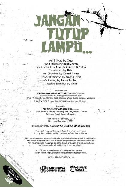 Jangan Tutup Lampu... 11: Vietnam