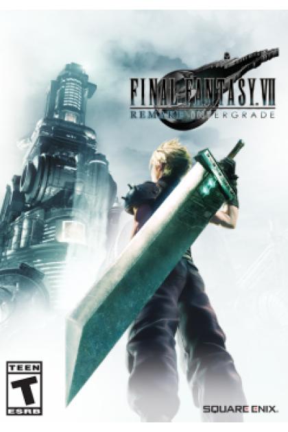 【PRE-ORDER】PS5 Final Fantasy 7 Remake Intergrade【ETA 10 JUNE 2021】