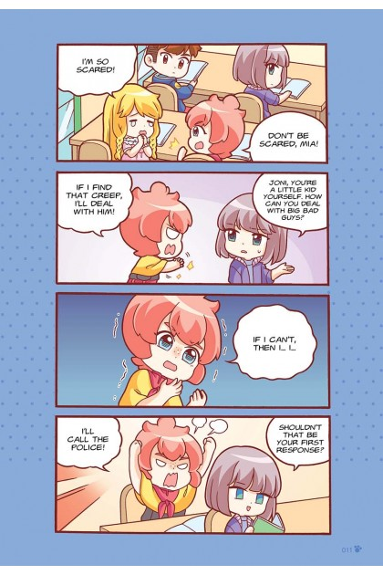 Candy Cuties Series 13: Irresistible Ice Cream: Self-Defence