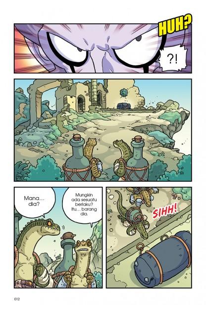 X-VENTURE Kronikal Naga II 02: Alunan Pesona • Siren
