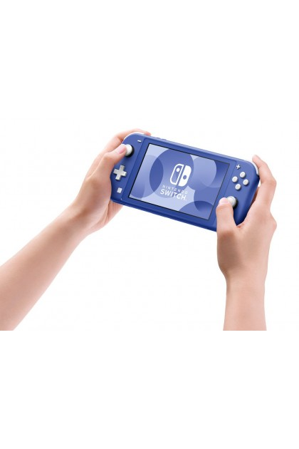 【PRE-ORDER】Nintendo Switch Lite Blue【ETA 21 MAY 2021】