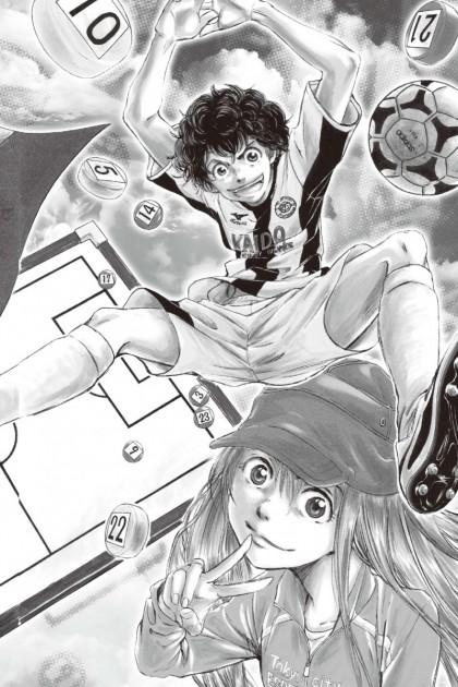 Aoashi Vol 1
