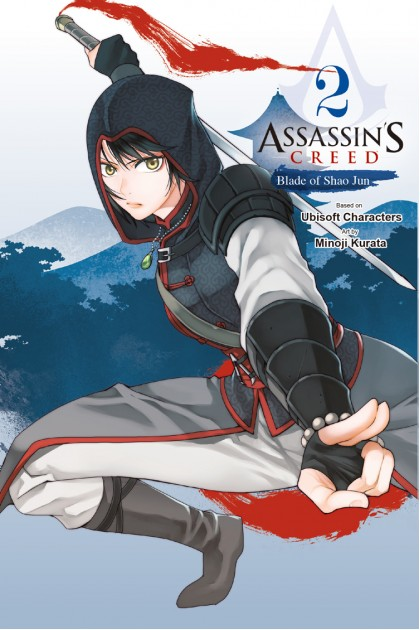 Assassin's Creed -Blade of Shao Jun Vol 2