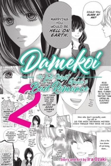 Damekoi: The Late-Night Guide to Bad Romance #2