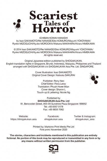 Scariest Tales of Horror
