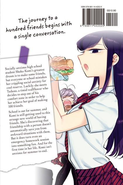 Komi Can't Communicate #4