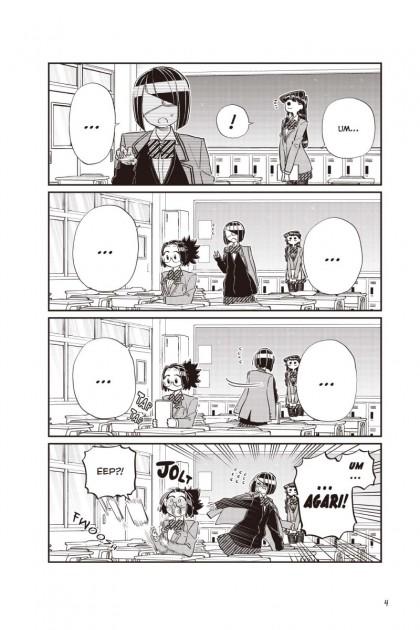 Komi Can't Communicate #9