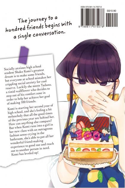 Komi Can't Communicate #10