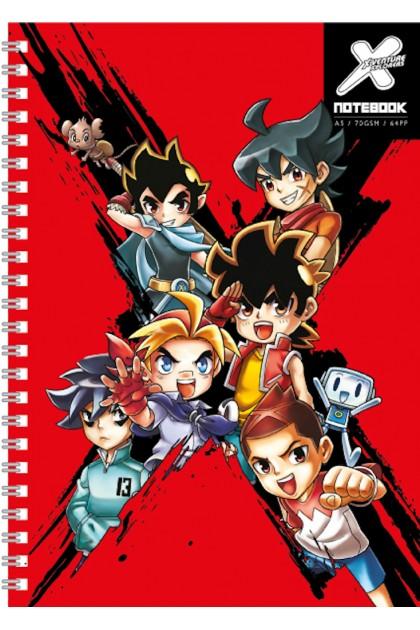 X-VENTURE A5 Note Book