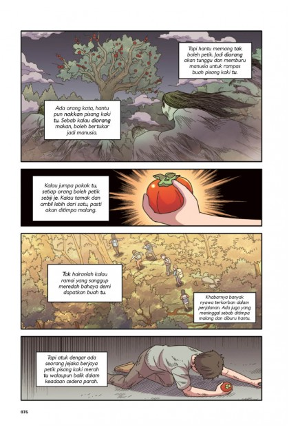 Siri Black Rose 10: Buruan Hantu