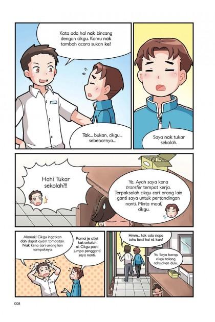 Siri Kedai Magis 04: Budak Lelaki Itu BFF Aku!