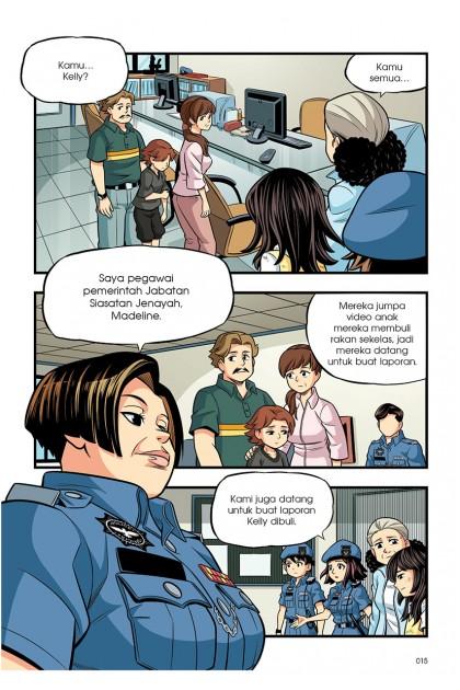 Siri Barisan Hadapan 03: Perangi Pemerdagangan Manusia!